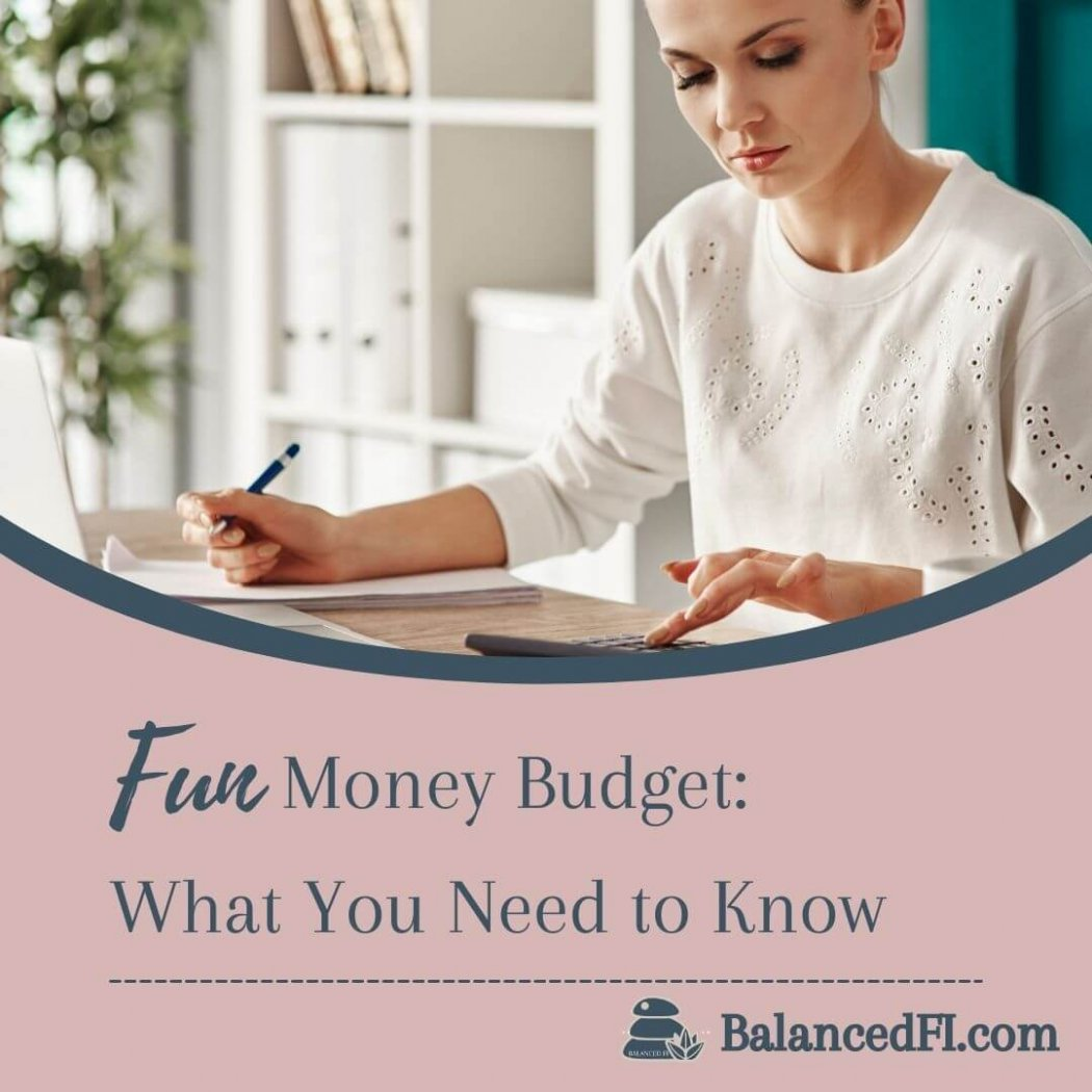 fun money budget