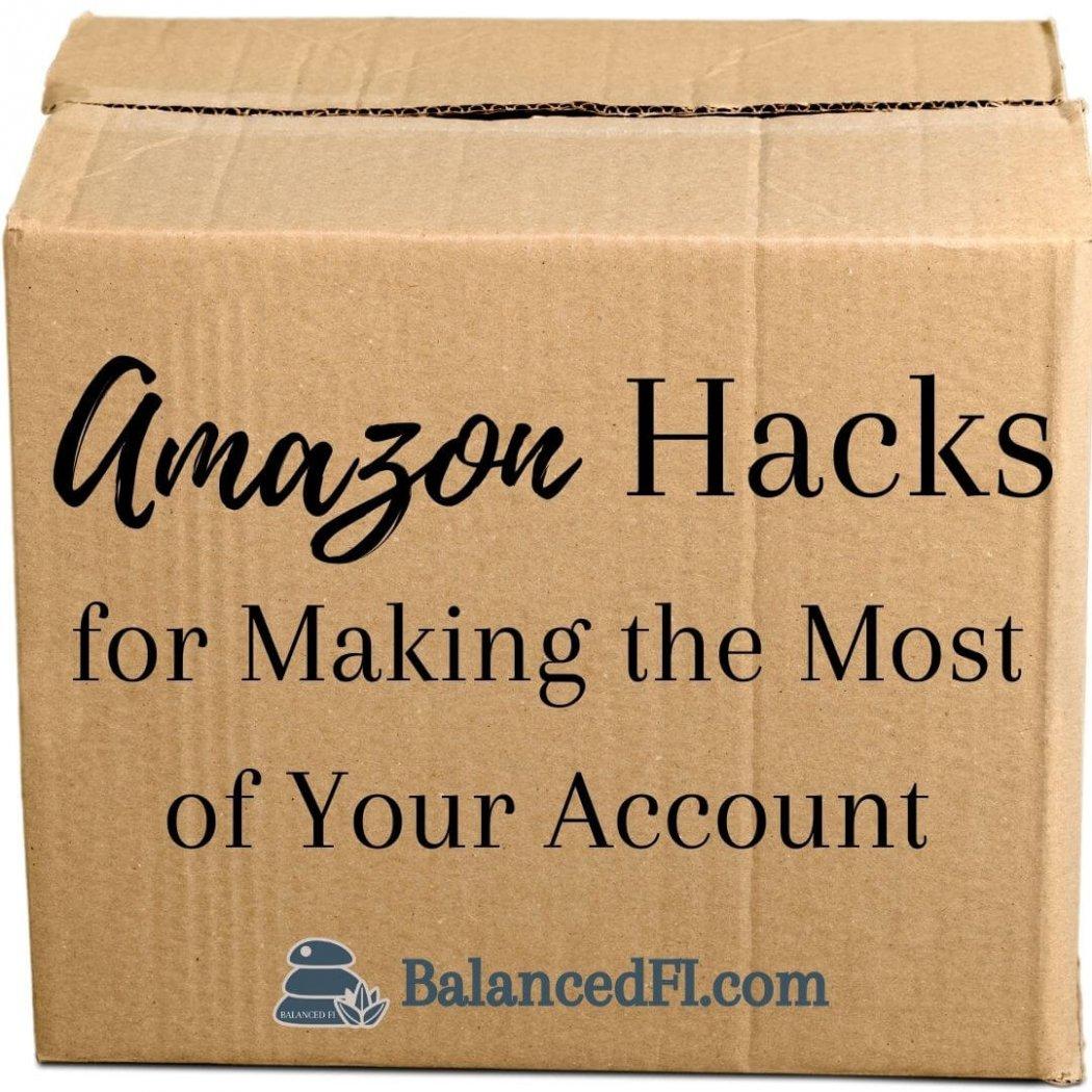 Amazon hacks