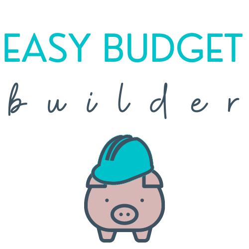 Easy Budget Builder square logo