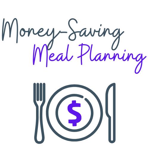 Money-Saving Meal Planning square logo